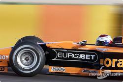 Essais Valence : Jos Verstappen