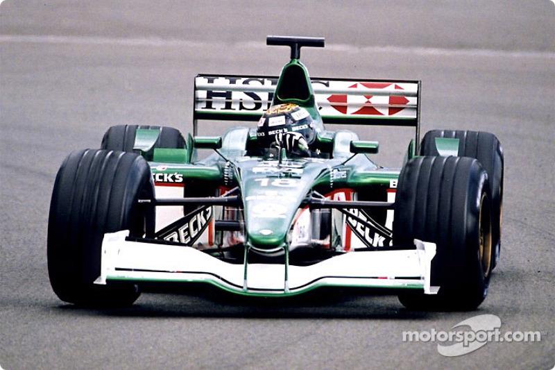 Jaguar: 2000 - 2004