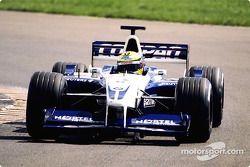 Ralf Schumacher en Abbey