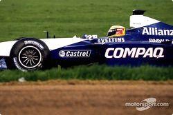Ralf Schumacher Luffield