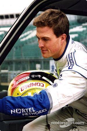 Ralf Schumacher pit stop