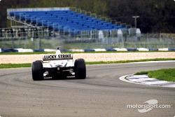 Jacques Villeneuve en Stowe