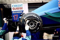Un accidente para Kimi Raikonnen