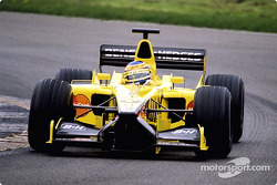 Jarno Trulli in Abbey
