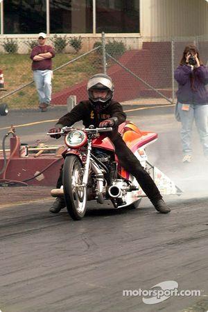 Keith Lynn Funny Bike