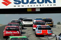 NASCAR pack
