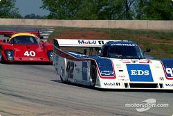 Adam Haut, Tiga Ferrari et Joe Hish, Intrepid GTP