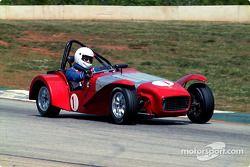 Charles Huneycutt, Lotus Super 7