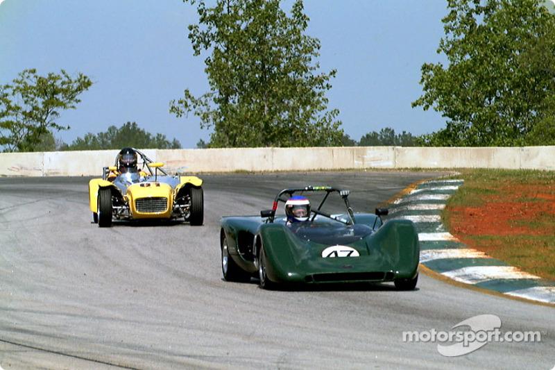 Ken Walker, Lotus et Lee Buell, Royale RP4