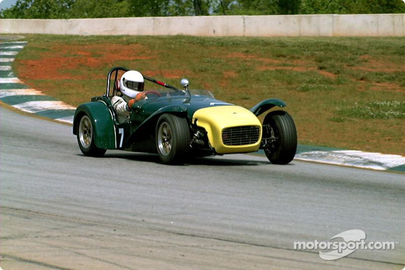 Jim Woods, Lotus