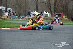 55-Vincent Dinora-Yamaha Lite, 15-Charles Pistorio-100cc Controlled Piston Port