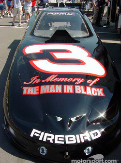 The Creasy family tribute to Dale Earnhardt