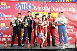 Your 2001 O'Reilly National professional winners!