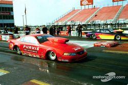 Robert Patrick, Mustang Pro Stock