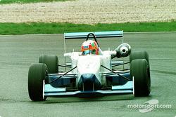 Jeffrey Jones (USA) Manor Motorsport
