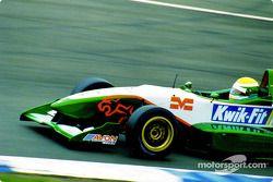 James Courtney (Aus) Jaguar Racing