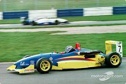 Alex Gurney (USA) Fortec Motorsport