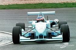 Rob Austen (GB) Alain Menu Motorsport