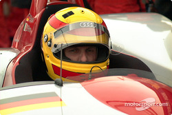 Audi driver, Pirro