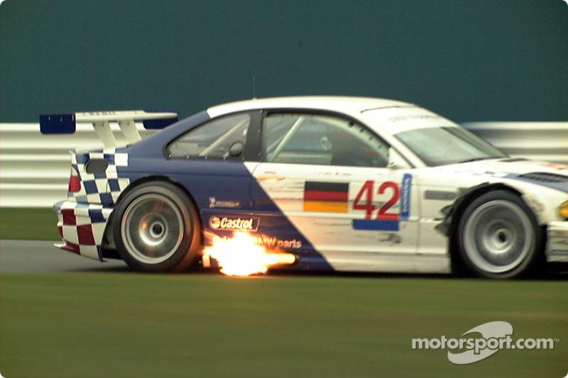 BMW sneeze
