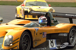 Peter Boss leads 911 through Melbourne