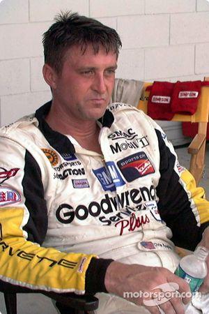 Corvette driver Chris Kneifel