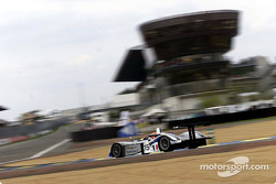 Franck Montagny in the Chrysler LMP
