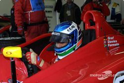 Gary Formato in the Panoz
