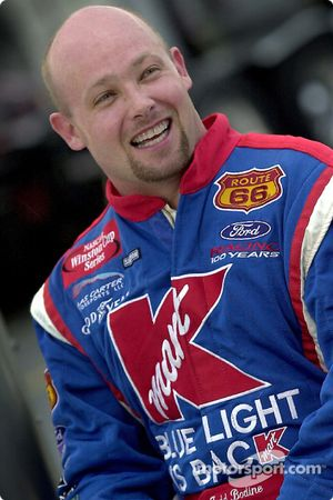 Todd Bodine, heureux
