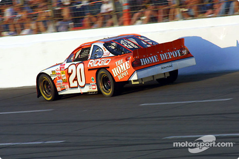The Tony Stewart 1100: double duty Indy and Charlotte