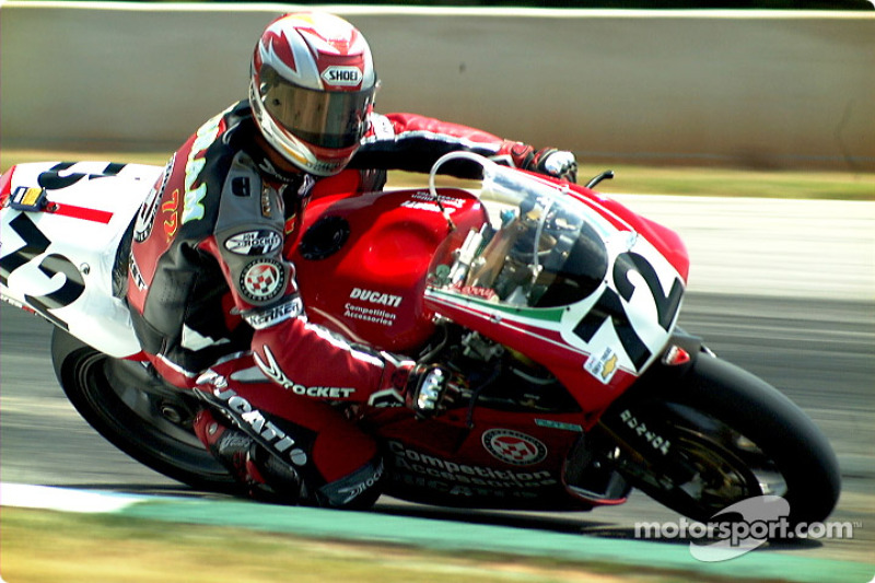 Larry Pegram, Superbike