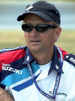 World Champion Kevin Schwantz, Superbike