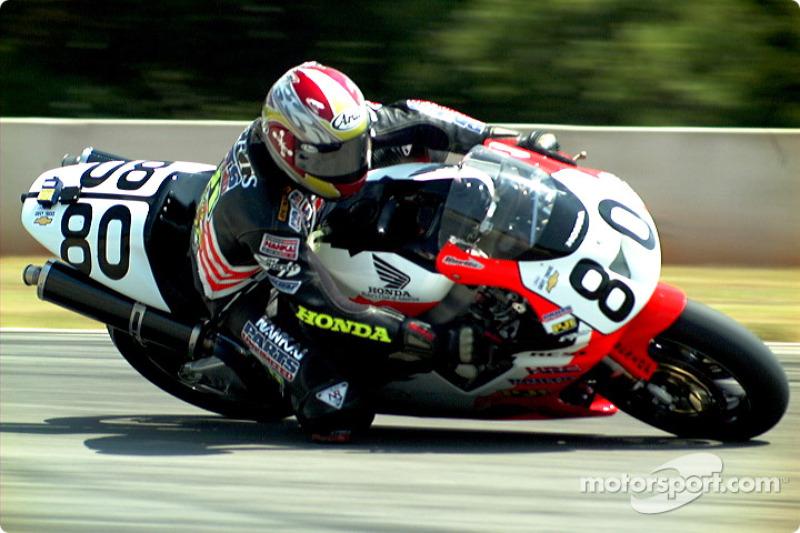 Roberts power slide, Superbike