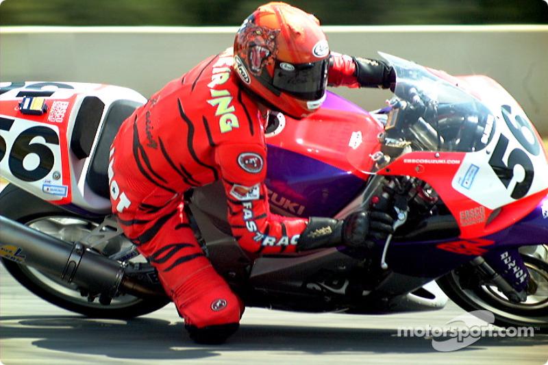 Tony Meiring, 750 SuperSport