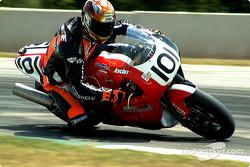 Jordan Szoke, Superbike