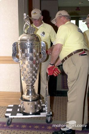 Ell trofeo Borg Warner