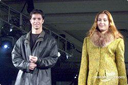 Bruno and Jana Junqueria