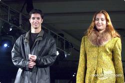 Bruno et Jana Junqueira