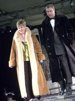 Bob et Pam Jenkins