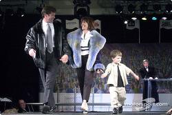 Beth Boles et sa famille