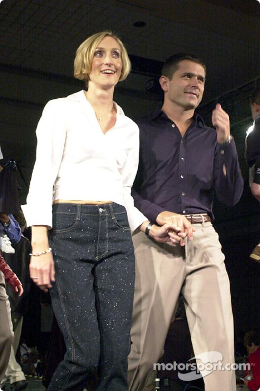 Gil and Angela de Ferran