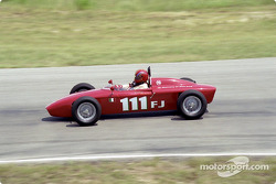 John Kimball, #111 Lotus 21 FJr