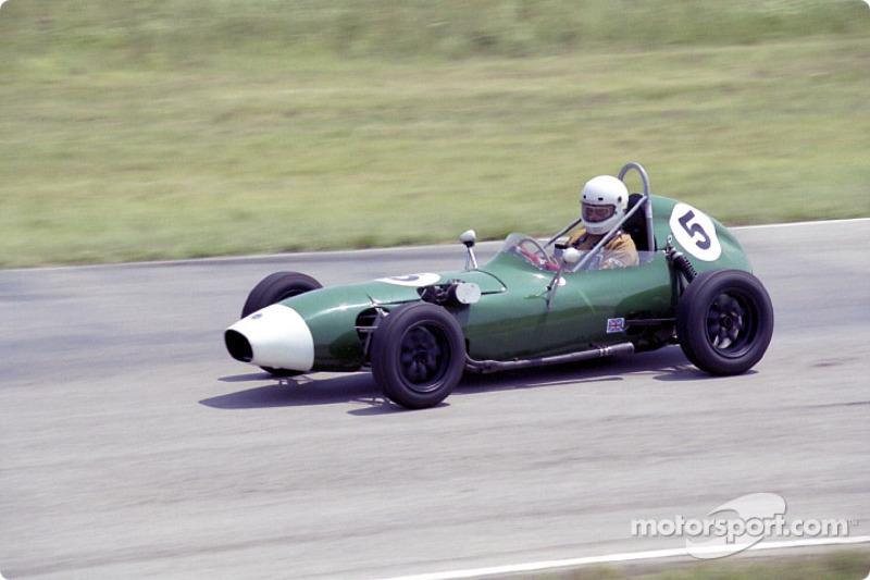 Dave Edwards, #5 Elva 100 FJr