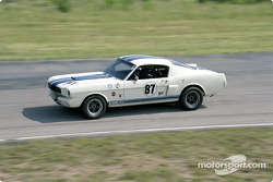 Paul Thoennes, #87 Mustang