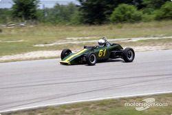 Chris Palmaz, #61 Lotus 61 FF
