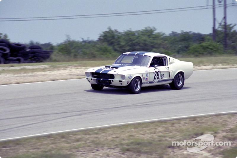 Greg Reynolds, #89 Shelby GT350