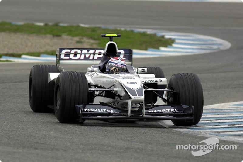 El más reciente piloto de pruebas, Marc Gené