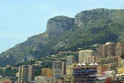 Mónaco: la roca