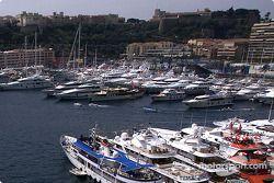 Monaco : Le port