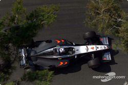 David Coulthard plus rapide que Michael Schumacher pour 0,201 seconde
